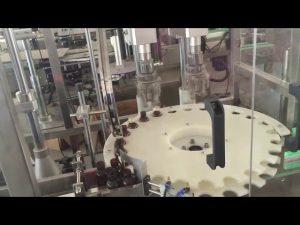 harga pabrik kecepatan tinggi mesin capping otomatis untuk tutup botol rotary