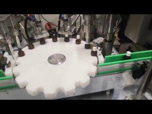mesin mengisi botol cair kecil