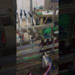 4 kepala mesin mengisi botol cair kecil