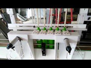 penjualan panas otomatis asam hipoklorida disinfektan cair mengisi mesin
