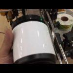tabung gelas kaleng aluminium dan mesin pelabelan stiker botol
