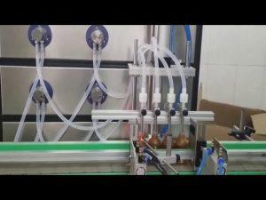 otomatis 10ml 30ml 60ml 100ml botol mesin pengisian kosmetik untuk cairan