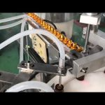 otomatis 5-30 ml kaca penetes botol tetes mata botol kecil e cair mengisi mesin capping