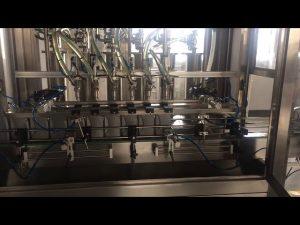 presisi tinggi 5l oli motor melumasi mesin pengisi botol mengisi