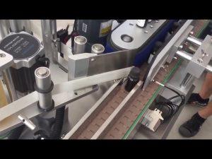 3000 bph botol mesin pelabelan botol vertikal otomatis