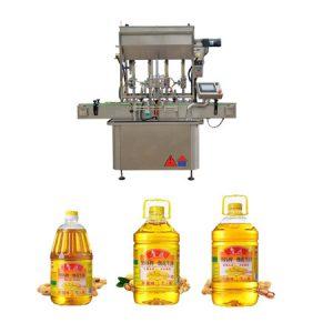 mesin mengisi minyak rotary otomatis