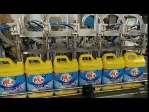 otomatis 8 kepala mesin cuci deterjen botol sampo laundry