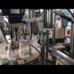 pembersih cair mengisi mesin, mesin mengisi desinfektan etanol