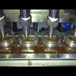 pabrik penjualan langsung sepenuhnya otomatis botol deterjen cair mengisi mesin