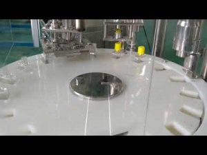 mesin mengisi dan capping kecap