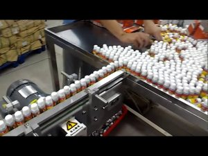 10 kepala rotary vacuum otomatis mesin mengisi parfum