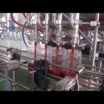 mesin mengisi kemasan botol minyak sawit otomatis