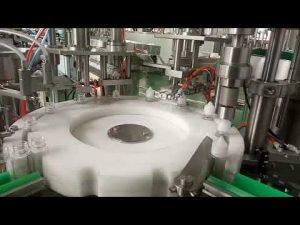 kualitas tinggi herba 30 ml e botol cair mengisi mesin capping
