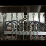 pabrik penjualan langsung linear piston cair saus botol bumbu mengisi mesin capping