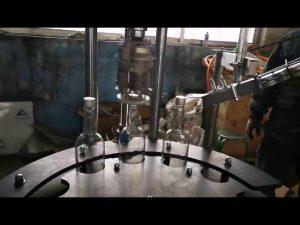 komersial otomatis aluminium ropp cap capping dan mesin penyegel