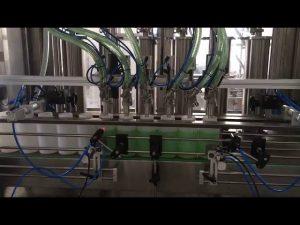mesin mengisi botol sabun cair piston