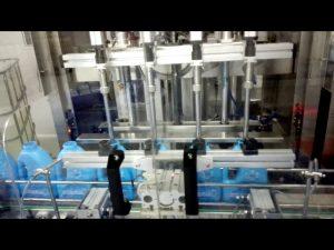 100-1000 ml otomatis cair sabun cuci tangan sabun pembersih tangan mengisi mesin