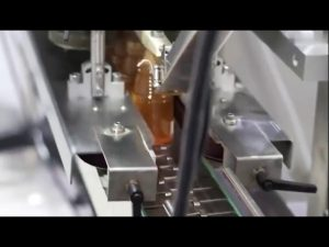 1000w minyak esensial cair mengisi mesin