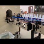anti korosi asam klorida pp pvc plastik mengisi mesin