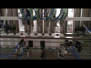 pembersih tangan otomatis mengisi mesin