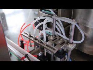 botol cat kuku otomatis penuh cbd minyak rami mengisi mesin untuk dijual