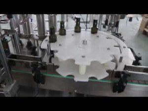 hot jual ce standar otomatis mesin mengisi minyak zaitun