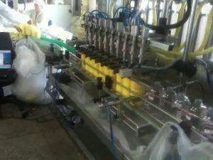 nozzle menyelam otomatis piston mesin pengisian sampo