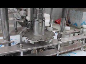 otomatis tunggal kepala botol plastik mesin capping rotary