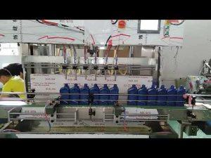 Cina 5000ml minyak pelumas otomatis motor mengisi mesin untuk industri mobil
