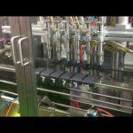 kontrol plc otomatis piston mengisi mesin pengisi minyak zaitun