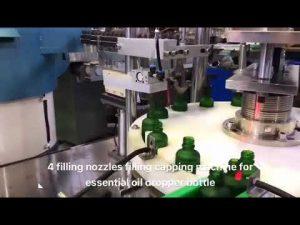 botol penetes minyak esensial cbd minyak mengisi mesin