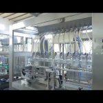 pabrik otomatis linear kental cair botol minyak jar mengisi mesin