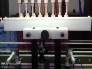 botol plastik anti korosif pembersih toilet pemutih asam mengisi mesin