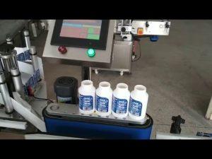 auto diri stiker putaran mesin pelabelan obat
